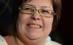 Attawapiskat Chief Theresa Spence in Ottawa on Jan. 24, 2013. THE CANADIAN PRESS/Sean Kilpatrick