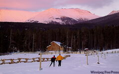 Devil's Thumb Ranch is a year-round destination nestled at the foot of the Continental Divide.