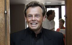 Country singer Sammy Kershaw in Baton Rouge, La., Sept. 5, 2007. THE CANADIAN PRESS/AP, Alex Brandon