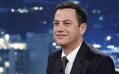 This July 3, 2013 image shows Jimmy Kimmel on