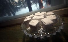 OMG homemade marshmallows