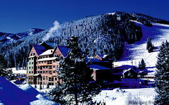 Winter Park's premiere slopeside lodging, Zephyr Mountain Lodge.