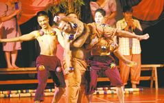 Local performers, as well as dance troupes from the Philippines, make the country's Folklorama pavilion one of the most vibrant of the annual festival.