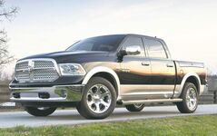 The Ram 1500 is a top contender for North American Truck/Utility of the Year.
