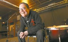 Sam Smith, above, is trying to balance the Windsor Hotel�s reputation as a blues room with the city�s need for a rock venue;  (Ruth Bonneville /  Winnipeg Free Press)