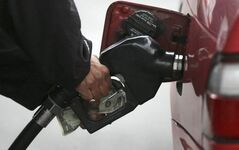 Gasoline prices were lower.