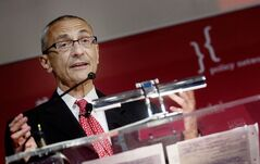 John Podesta, is pictured in Oslo May 12, 2011. THE CANADIAN PRESS/AP, Kyrre Lien, Scanpix