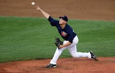 Matt Rusch led the American Association champion Goldeyes and the entire league with a 2.40 ERA last season.
