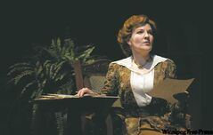 Sarah Constible as Francis Beynon in The Fighting Days.