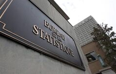 Signage marks the Statistics Canada officies in Ottawa on July 21, 2010. THE CANADIAN PRESS/Sean Kilpatrick