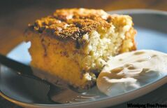 Easy coffee cake
