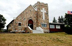 A short drive from Park Rapids is the historic Dorset Lutheran Church, circa 1901.