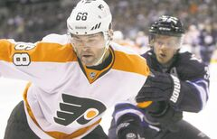 The Flyers lost Jaromir Jagr, their third-leading scorer, to the Dallas Stars, when Philly management didn't act quickly enough to please the former MVP.