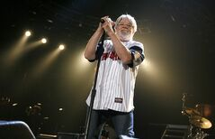 Rock music legend Bob Seger performs at the Huntington Center in Toledo, Ohio, Saturday, March 26, 2011.