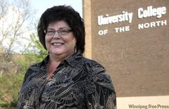 MIKE.DEAL / WINNIPEG FREE PRESS ARCHIVES  Denise Henning was denied a second five-year term as president of UCN.