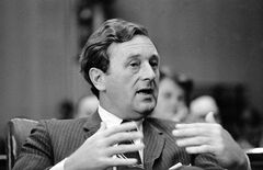 Editor John Seigenthaler is pictured Sept. 17, 1969 in Washington. THE CANADIAN PRESS/AP, Bob Daugherty