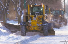 The state of back lanes around the city has many people, our columnist included, wondering about the quality of plowing service.
