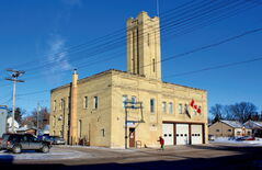 Almost 100 years old, the fire hall at 200 Berry Street is long past its useful life and needs to be replaced, fire officials say.