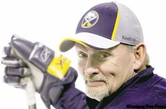 Buffalo Sabres bench boss  Lindy Ruff  is the longest serving current NHL coach at  14 years and counting.