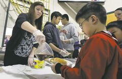 WAYNE GLOWACKI/ WINNIPEG FREE PRESS 