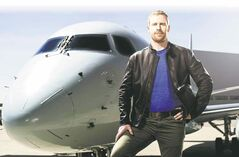 The Amazing Race Canada host Jon Montgomery
