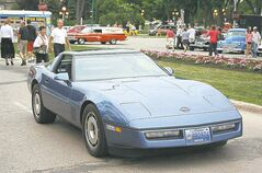 Willy figures this 1985 Corvette he purchased in 2009 is holding its value.