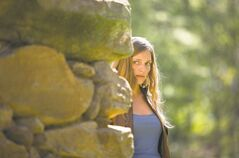 Winnipeg's Tracy Spiridakos stars in Revolution.
