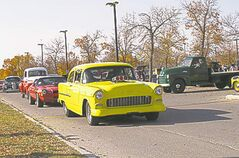 This year marks the 40th anniversary of the MSRSRA, one of the province's oldest car clubs with 150 members.