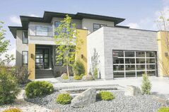An Artista Home at 47 Borealis Bay in Sage Creek.  Todd Lewys  story.Wayne Glowacki / Winnipeg Free Press June 9 2014