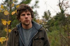 Jesse Eisenberg is pictured in a scene from