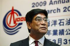 Fu Chengyu is pictured in Hong Kong March 31, 2010. THE CANADIAN PRESS/AP, Kin Cheung