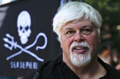 Paul Watson is shown in this May 23, 2012 file picture. THE CANADAIN PRESS/AP,Markus Schreiber