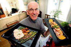 Veteran Winnipeg chef Walter Zogar suffered a heart attack in 2002 and it forever changed the way he looks at food.