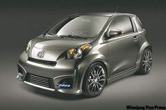 Willy predicts the Scion IQ will win Small Car of the Year.