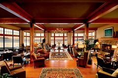 TOFINO, B.C. -- The Great Room at Long Beach Lodge, which has been declared one of the top three resorts in Canada by the Conde Nast Traveler Readers� Choice Awards. (PHOTO SUPPLIED) FOR POSTMEDIA NEWS TRAVEL PACKAGE, JAN. 23, 2012