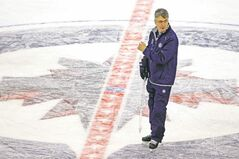 Claude Noel,  arguably the NHL's most  interesting  post-game  interview, is back in fine fettle.
