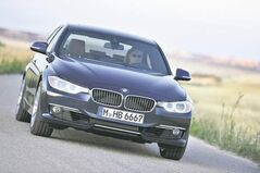 Consumer Reports said the BMW 3 Series turbo engine delivered 'both good fuel economy and acceleration.'