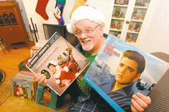 Christmas-music aficionado Stu Reid shows off a couple holiday nuggets from his extensive collection. Reid's favourite festive cuts run the gamut, including plenty of obscure gems.