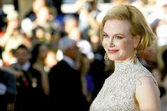 Nicole Kidman  arrives for the screening of Nebraska at the 66th international film festival, in Cannes, southern France May 23, 2013.