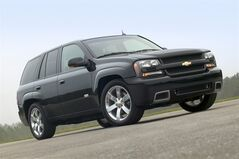 The 2006 Chevy TrailBlazer SS sport utility vehicle is pictured in a handout photo. THE CANADIAN PRESS/AP, General Motors Co
