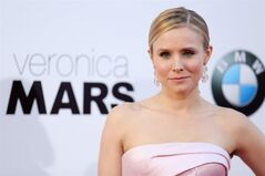 FILE - In this March 12, 2014 file photo, Kristen Bell arrives at the LA Premiere of