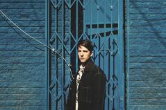 Owen Pallett poses in this undated handout photo. Oft-awarded Canadian musician Owen Pallett recently hit pageview pay dirt with intelligent pieces analyzing the anatomy of such pop hits as Katy Perry's