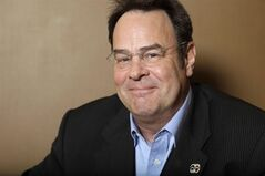 Dan Aykroyd poses for a photo in Los Angeles, Dec.4, 2010. Aykroyd, Jesse Tyler Ferguson and Kyle MacLachlan are in Toronto to help announce an upcoming Stand Up To Cancer Canada broadcast special.THE CANADIAN PRESS/AP/Sarah Hummert