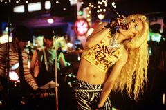John Cameron Mitchell, shown in the 2001 film Hedwig and the Angry Inch, will attend a sing-along screening in Toronto on June 24. THE CANADIAN PRESS/HO-New Line Cinema/Killer Films