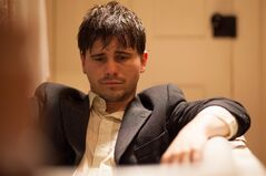 Jason Ritter is pictured in a scene of the film