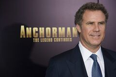FILE - In this Dec. 15, 2013 file photo, Will Ferrell attends the