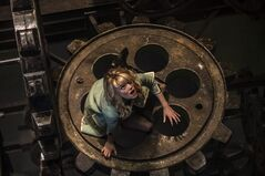 This image released by Sony Pictures shows Emma Stone in