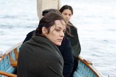 This image released by The Weinstein Company shows Marion Cotillard in a scene from