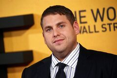 FILE - This Jan. 9, 2014 file photo shows U.S actor Jonah Hill at the UK Premiere of