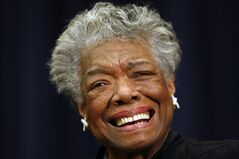 "FILE - This Nov. 21, 2008 file photo shows poet Maya Angelou smiling in Washington. Angelou, a Renaissance woman and cultural pioneer, has died, Wake Forest University said in a statement Wednesday, May 28, 2014. She was 86. Maya Angelou walked into a meeting of civil rights leaders discussing affirmative action, looked around, and put them all in their place with a single observation. ""She came into the room,"" recalled Al Sharpton, ""and she said, 'The first problem is you don't have women in here of equal status. We need to correct you before you can correct the country.'"" Angelou, who died Wednesday at age 86, will be forever known for her soaring poetry and her searing memoirs. But her impact transcended her written words. She was the nation's wise woman, a poet to presidents, an unapologetic conscience for the civil rights movement. Never hesitant to speak her mind, Angelou passionately defended women, and literature, and the right of younger generations to be heard. ""I've seen many things, I've learned many things,"" she told The Associated Press in 2013. ""I've certainly been exposed to many things and I've learned something: I owe it to you to tell you."